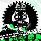 Ad Hominem ‎– Slaves Of God To The Gallows DigiCD